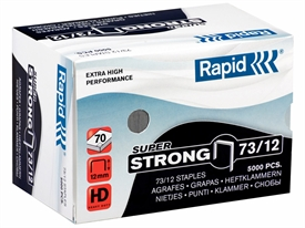 Rapid 73/12 Super Strong Hæfteklammer 24890800